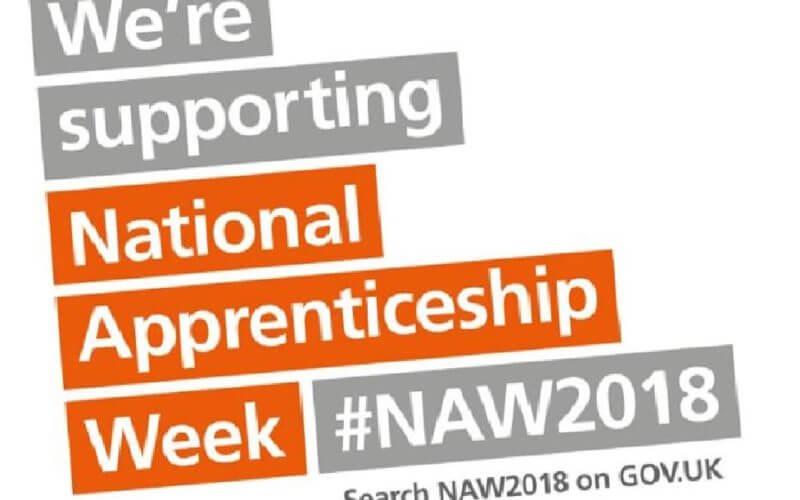 National Apprenticeship Week! #NAW2018